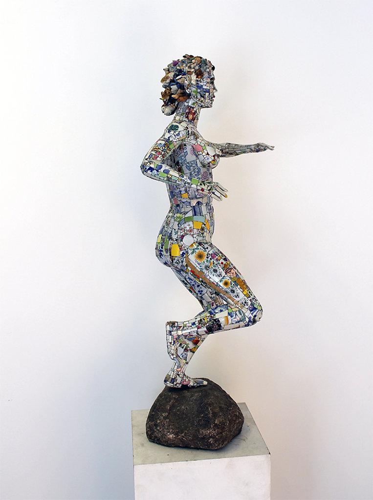 Little Dancer, h 90 cm